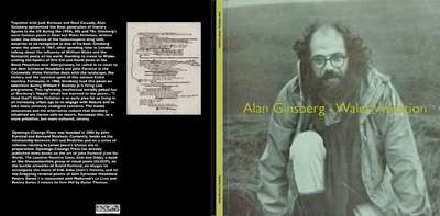 Poetry series - Wales Visitation by Alan Ginsberg