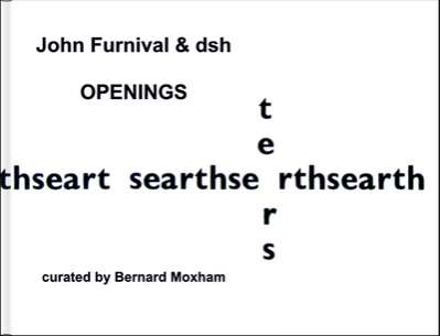 Openings (JF and dsh)